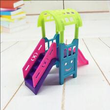 Doll Slide Girls Toys Ladder Amusement Park Sliding Play Dollhouse Accessories