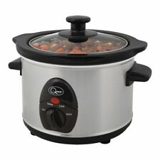 Stainless Steel Slow Cooker | 1.5 L | Low Wattage Camping