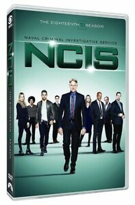 NCIS Naval Criminal Investigative Service Season 18 Series Eighteen New DVD