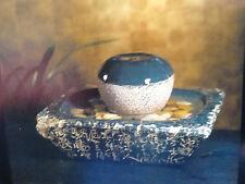 Oriental style table fountain