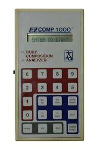 FCI Fitness Concepts EZComp 1000 Body Composition Analyzer
