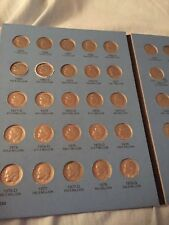 Complete Set Of Roosevelt Dimes 1965 To 2017