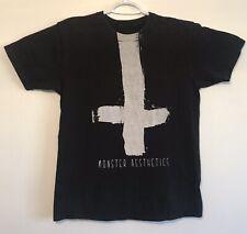 Monster Aesthetics Upside Down Cross T Shirt Medium