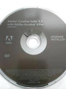 Adobe Acrobat 9 Pro Full Install Windows Original CD Permanent License