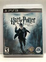 Harry Potter and the Deathly Hallows: Part 1 (PlayStation 3 2010) Clean & Tested