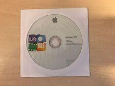 Apple iLife '11 CPU Drop In DVD, iPhoto, iMovie, GarageBand, NEW, FREE SHIPPING