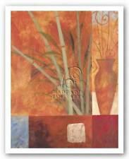 Bamboo Origins II Fernando Leal Art Print 11x14