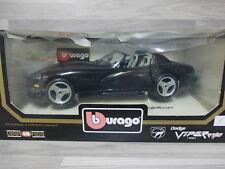 Bburago 1/18 - Dodge Viper RT/10  1993