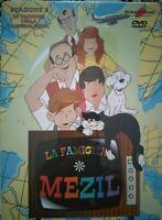 DVD - LA FAMIGLIA MEZIL (STAGIONE 3) - Yamato video nuovo sigillato