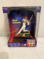 1999 Mark McGwireStarting Lineup St. Louis Cardinals Stadium Stars Figure MLB