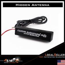 Hidden Radio Amplified Antenna 12v Universal Car Truck Boat Motorcycle ATV