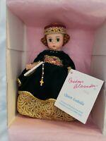 Madame Alexander Queen Isabella Doll NIB 329 mint