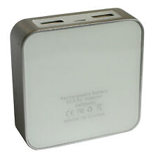 External Portable Battery Charger Power Bank 8400mAh for iPhone 5 4 Smart Phone