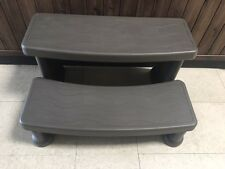 Cover Valet  Spa Side Step Gray In Box