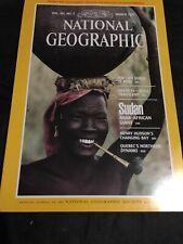 National Geographic Magazine Vol 161, No 3 March 1982 - Homeschool