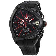Lamborghini Spyder Black Dial Mens Chronograph Watch 9002