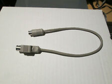 Adaptateur prise PS/2 mini-din male  / S-video mini-din male 9 pin broche
