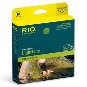 Rio LightLine DT Fly Line - ALL SIZES - FREE FAST SHIPPING