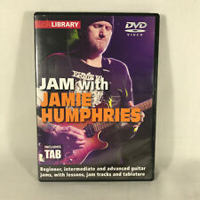 Jam With Jamie Humphries - Lick Library DVD RDR0465