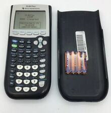 Texas Instruments Ti-84 Plus Graphing Calculator - Working - Fast Ship A22