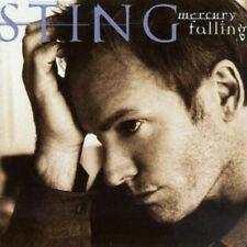 (CD) Sting - Mercury Falling