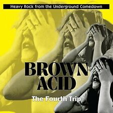 Various Artists - Brown Acid: Fourth Trip / Various [New CD]
