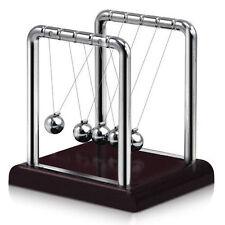 Newton's Cradle Steel Balance Ball Pendulum Educational Physics Science [Medium]