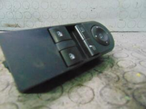 Pulsantiera alzavetri anteriore sinistra OPEL ASTRA H 2010 13228706