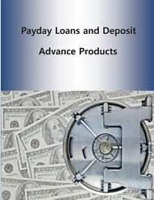 Payday Loans and Deposit Advance Products by Consumer Financial Consumer...