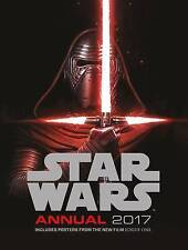 Star Wars Annual 2017 by Lucasfilm Ltd (Hardback, 2016)