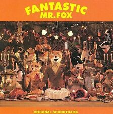 NEW Fantastic Mr. Fox (Original Soundtrack) (Audio CD)