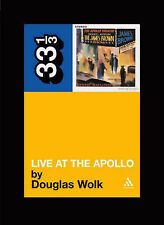 Brown's Live at the Apollo (33 1/3), Douglas Wolk, New Book