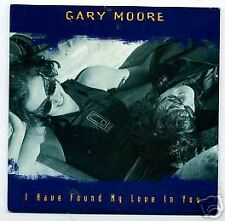 Gary Moore, i have found my love in you, CD promo