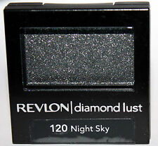 Revlon DIAMOND LUST Eye Shadow #120 NIGHT SKY .28 oz