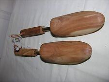 Vintage Pair Wooden Shoe Stretchers Shoe Size M