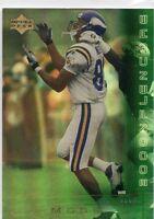 Randy Moss 2000 Upper Deck Encore Base Card #117 Minnesota Vikings