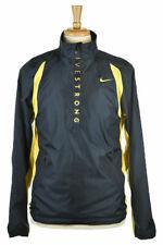 Nike Men Coats & Jackets Windbreakers SM Blue Polyester