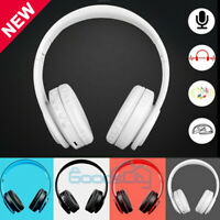 Wireless Stereo Bass Surround Gaming Headset for PS4 New Xbox One PC with Mic