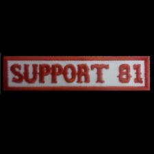 """intervention Bestick Hells Angels Original 81 Support /""""Bonnets//Beanie/"""" verset"""