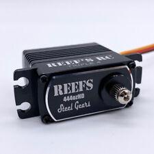 Reefs RC Triple4 High Torque Steel Gear Digital Servo (High Voltage)