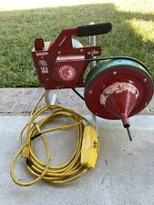 Spartan Model 81 Sewer Drain Machine Cleaner Snake Great Price !!