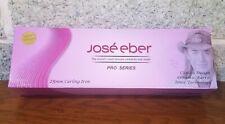 JOSE' EBER PRO SERIES 3125939 25 MM 1 INCH PINK TOURMALINE CURLING IRON