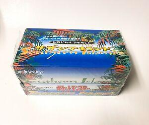 Vintage Pokemon Japanese Southern Islands Tropical Island Sealed Box of 60 Packs
