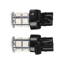 2x T20 W21/5W 3156 3157 5050 SMD 13 LED BULB SPOT AUTO CAR lamp Red light I2X5