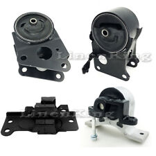 Engine Motor & Trans Mount For 03-07 Nissan Murano 3.5L 2WD W/O Sensor New G266