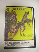 TRAPPED- JAMES BROLIN LOCKED IN DEPT. STORE WITH GUARD DOGS 1973 DVD