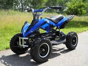 Elektro Kinderquad 800 W Kinder Miniquad Quad Bike Pocketbike Mini Pocket ATV