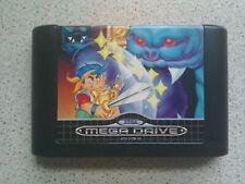 Wonder Boy In Monster World - Sega Mega Drive Game (Fast Dispatch, Tested, PAL)