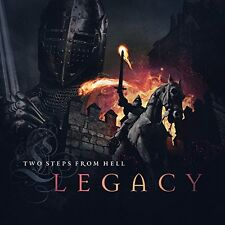 Genuine Legacy Two Steps From Hell CD
