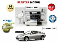 FOR TOYOTA CELICA 1.8i 140BHP 190BHP VVT 1999-2006 NEW STARTER MOTOR 2810022030